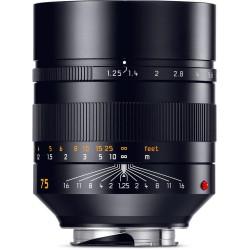 LEICA NOCTILUX M 75/1.25 ASPH