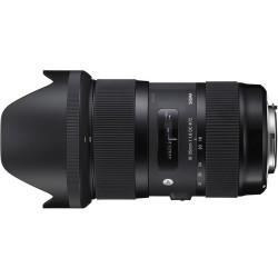 SIGMA 18-35 F/1.8 DC HSM...