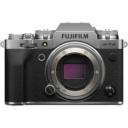 FUJIFILM X-T4 PLATA