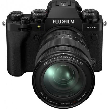 FUJIFILM X-T4+16-80 NEGRO