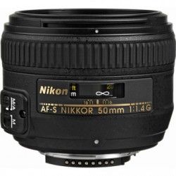 NIKON NIKKOR AF-S 50/1.4 G