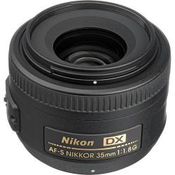 NIKON NIKKOR AF-S 35/1.8 G DX