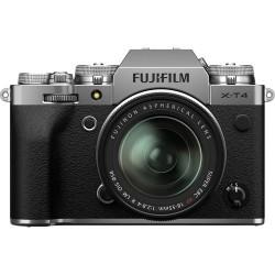 FUJIFILM X-T4+18-55 PLATA