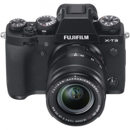 FUJIFILM X-T3 NEGRO + 18-55 MM