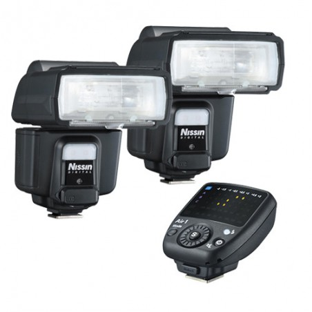 NISSIN FLASH I60A KIT 2 X...