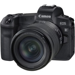 CANON EOS R + RF 24-105 IS STM