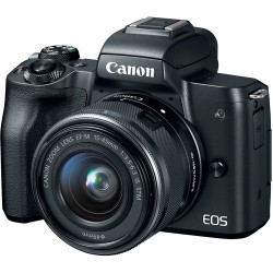 CANON EOS M50 + 15-45 NEGRO