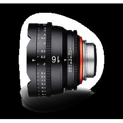 Samyang Xeen 16mm T2.6 SONY FE