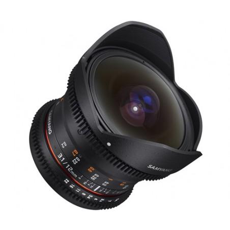 Samyang 12mm T3.1 V-DSLR...