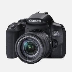 CANON EOS 850D+18-55 STM