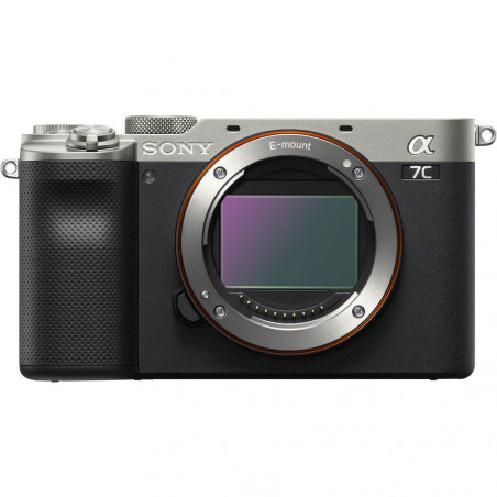 SONY A7C PLATA