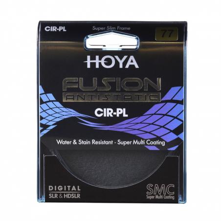 HOYA FILTRO FUSION PL-CIR 62MM