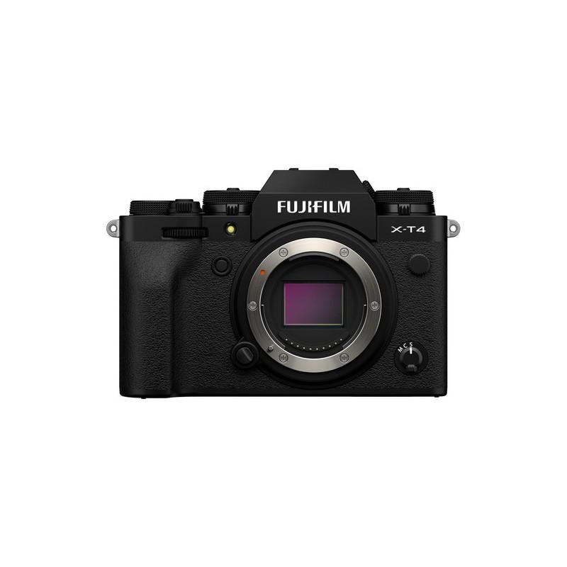 FUJIFILM X-T4 NEGRO + XF...