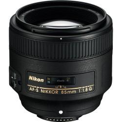 NIKON NIKKOR AF-S 85/1.8 G...