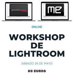 WORKSHOP LIGHTROOM ESCUELA ME