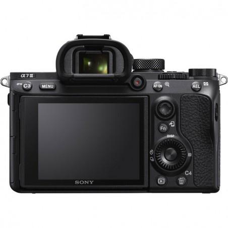 SONY A7 III + Sony FE 55 f1.8z