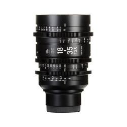 SIGMA 18-35MM T2 F/AP...