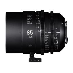 SIGMA 85MM T1.5 FF F/CE...