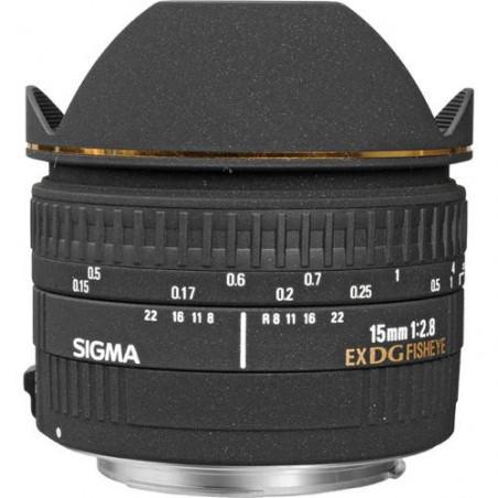 SIGMA 15/2.8 EX DG OJO DE...