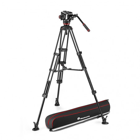 MANFROTTO KIT TRIPODE TWIN...