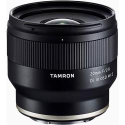 TAMRON 20/2.8 Di III OSD...